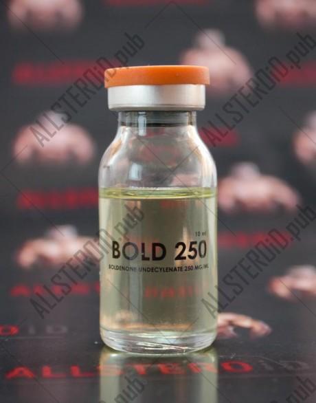 Bold 250 NEW от Lyka Labs