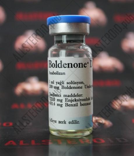 Boldenone Depot 10 ml - 200mg